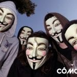 Anonymous el grupo de hackers más famosos del mundo